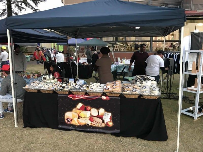 Flavourex at Bedfordview Night Market